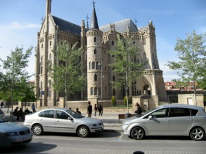 Astorga: Gaudí's masterpiece The Bishop's Palace